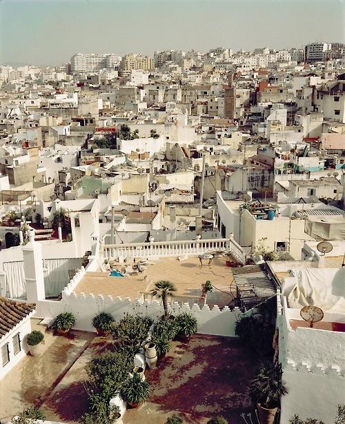 Tangier, Morocco.