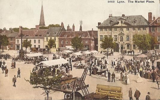 MARKET PLACE,KINGS LYNN 2 | eBay