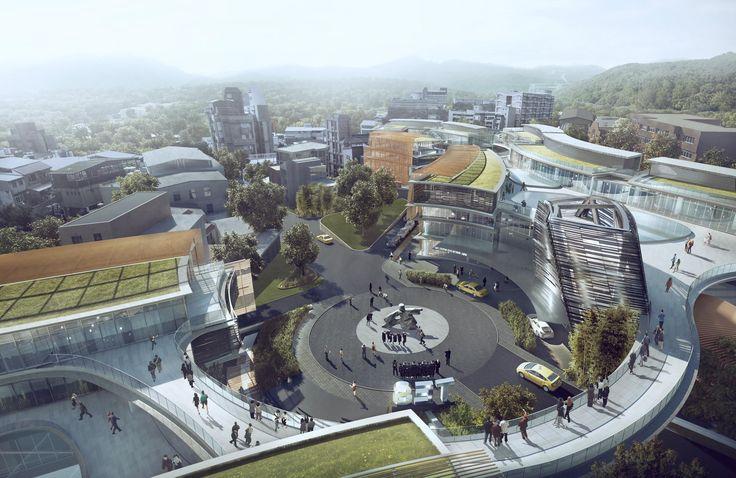 Taipei European School – European Secondary Campus Redevelopment