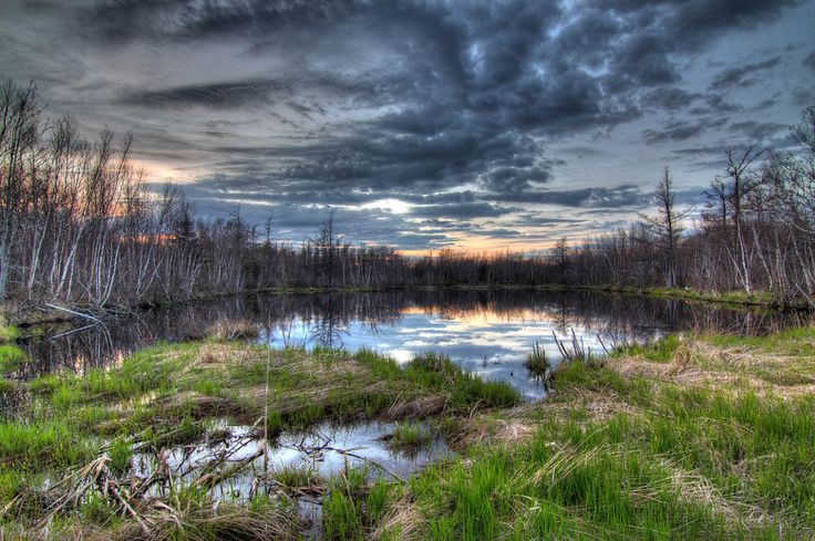 Sunset in Kouchibouguac National Park, New Brunswick. | 34 Reasons The Maritimes Is The Best Place On The Planet
