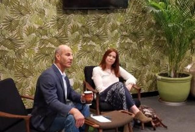 """World Poker Champion Annie Duke Will Find Your """"Tell"""" In An Interview"""