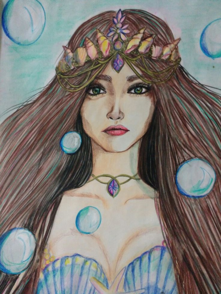 Sirena #1 Camila Dionisi