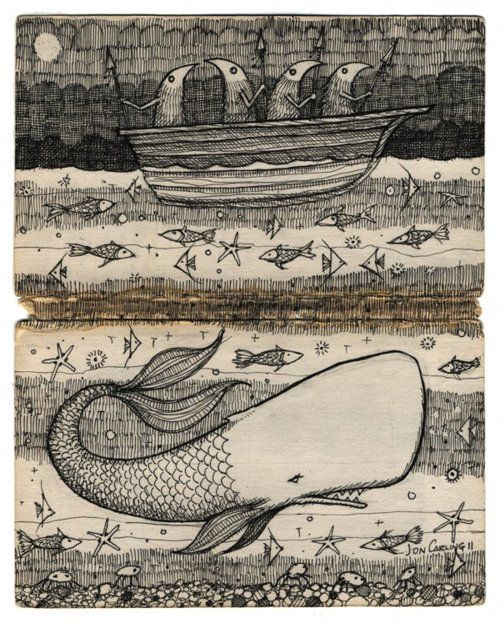 The Last Merwhale' Jon Carling 2011