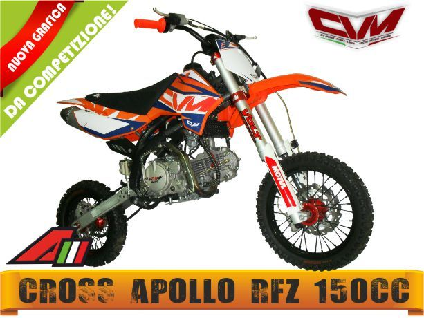 CROSS RFZ ELITE 150CC