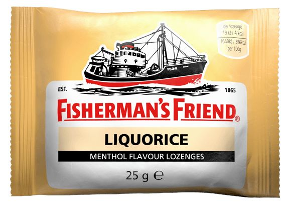 Liquorice was the second flavor which was launched after Original Extra Strong. Our liquorice flavor is still made using the same recipe, without any artificial additives and flavorings.
