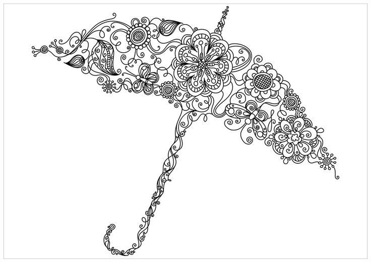 Best 25 Floral umbrellas ideas on Pinterest Home decor