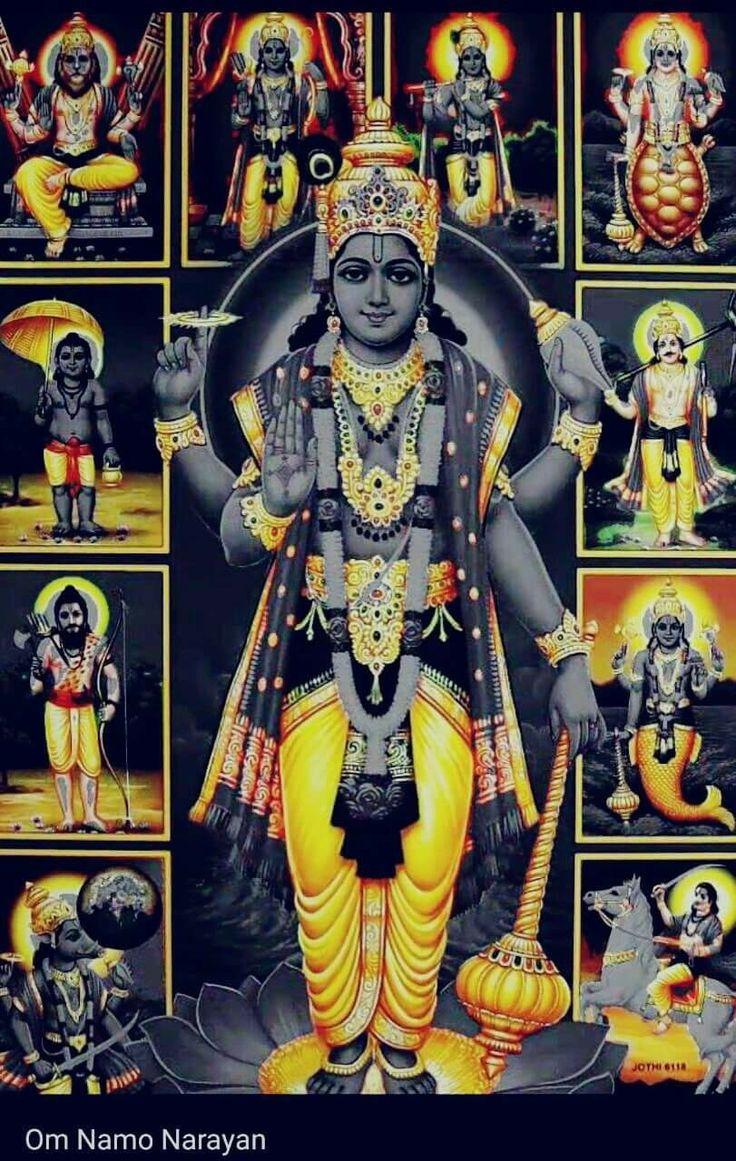 Vishnu Dasavtar