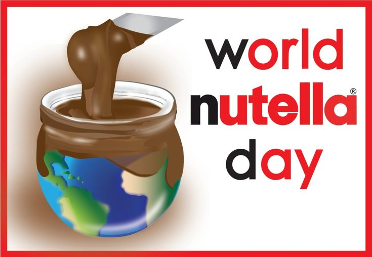 World Nutella Day 2014 – I fan di Nutella si uniscono e proclamano una festa dedicata all'inconfondibile crema spalmabile  #nutelladay #nutella #food #foodie #websista