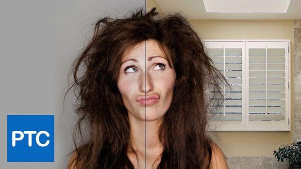 Détourage de cheveux dans Photoshop CC - Pixfan.com