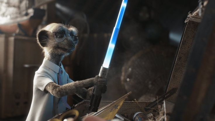 Sergei's Fond Memories | STAR WARS: THE LAST JEDI - In Cinemas December 14th Although Sergei have terrible memory, he remember a thing or two about fond Star Wars moments.  Get 2 for 1 cinema tickets with MEERKAT MOVIES and share STAR WARS: THE LAST JEDI with someone special. In Cinemas December 14th.