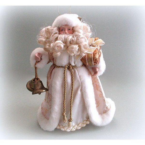 Victorian Father Christmas Decorations: 25+ Unique Santa Figurines Ideas On Pinterest