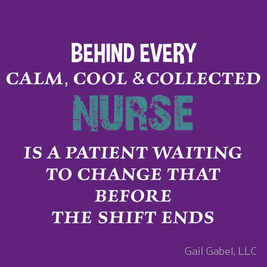 Funny Nurse Quote