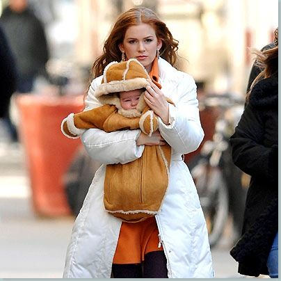 Isla Fisher Mommy Style