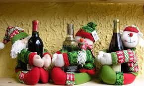 muñecos de navidad -