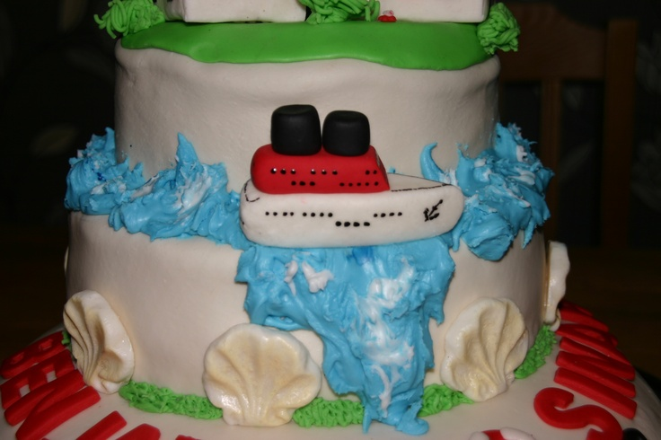 weddingcake, Hochzeitstorte, Leuchtturm