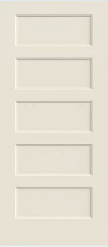 SOLID CORE PRIMED CONMORE 5 PANEL EQUAL. DOOR SLAB PRICES: PREHUNG DOOR PRICES We Manufacture Superior Quality Solid Pine, Cherry, Knotty Alder, Knotty Pine, Oak, Poplar, Hemlock, Maple, & Solid Core Primed Wood Doors In Various Profile Designs.   eBay!