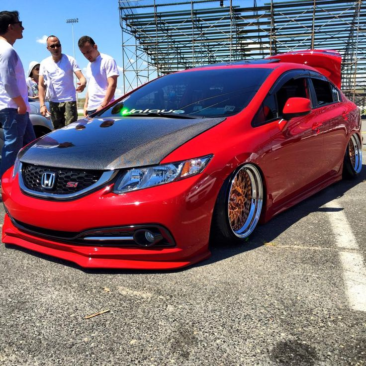 401 Best Images About Civic Si 9th On Pinterest