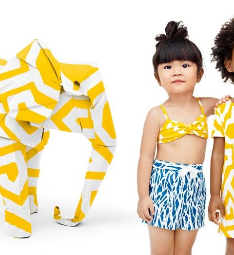 dvf gap kids | The first season was better, but still some cute patterns and designs this year.