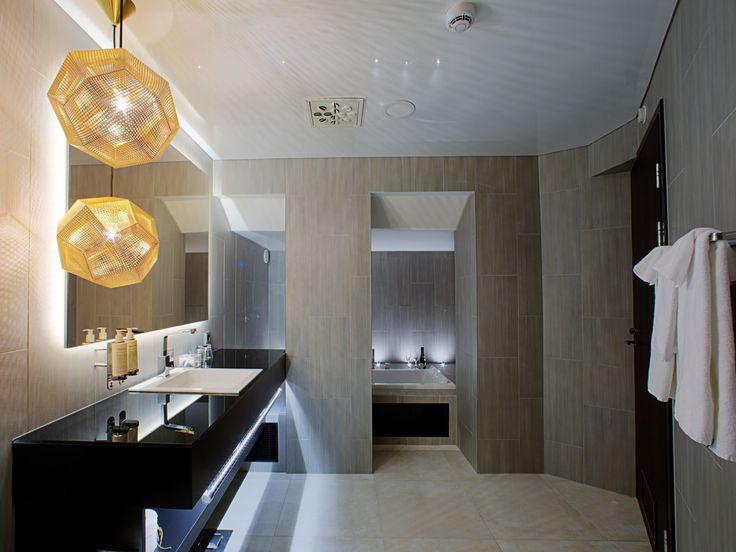 Hotel Klaus K Skylofts, design hotels, bathroom www.dsign.fi