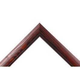 Arch Brown är en betsad brun ram med synlig ådring för ett rustikt och levande utseende. Arch Brown passar överallt där man vill ha fina bruna ramar i egna önskade mått och storlekar. Ramen fungerar bra till de flesta motiv och bilder. Ramen med sin klassiska bruna betsade färg är både tidlös och mycket omtyckt. Bredd: 29 mm. Höjd: 19 mm. Falsdjup: 13 mm.
