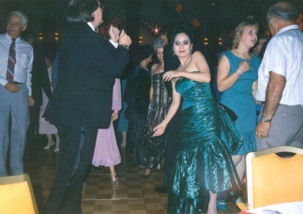 madam Dewi Dancing