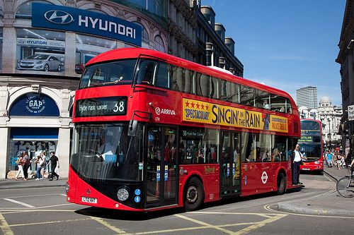 New Routemaster Bus - Class LT - 1000 Vehicles Ordered For London.
