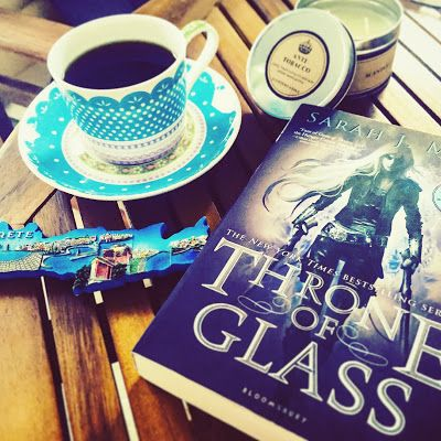 Book-o-Craze: Review - Throne of Glass (ToG #1) by Sarah J. Maas