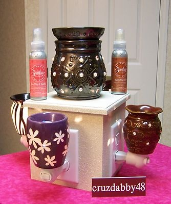 Quot The Box Quot Display For Scentsy Partylite Plugin Warmer 1