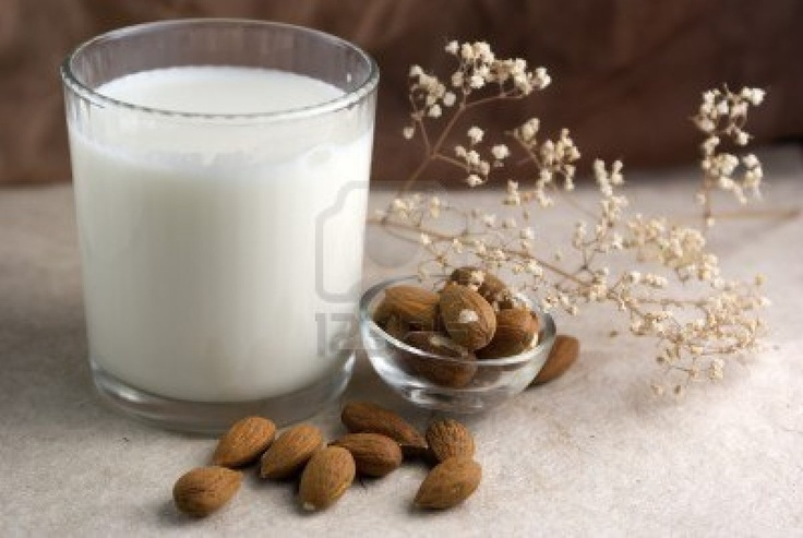 Fit and Healthy Herbivore: Homemade Raw Organic Almond Milk