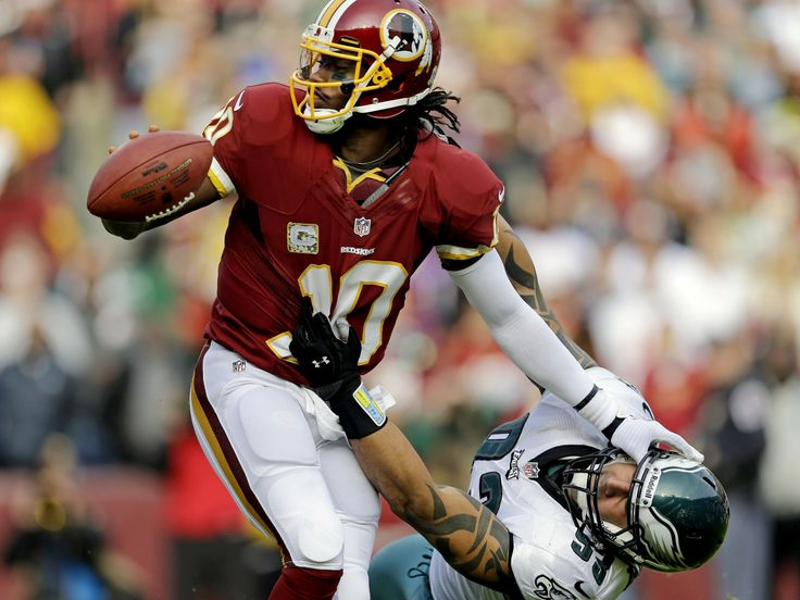 RG3 Out For Next Season?