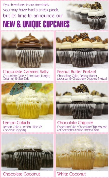 different cake flavors 100 unique cupcake recipes on easy cupcake 3537