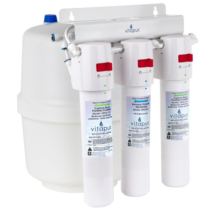 how to connect a reverse osmosis system