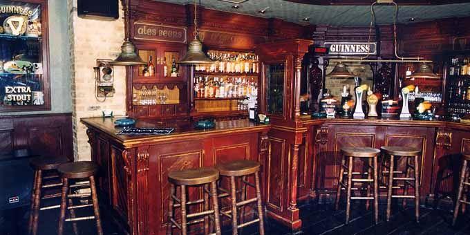 M s de 25 ideas incre bles sobre sal n victoriano en - Decoracion pub irlandes ...