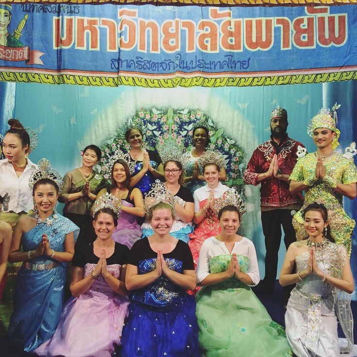 Traditional Thai dance workshop today! #studyabroad #travel #Thailand #gostudyabroad #likay #CCI