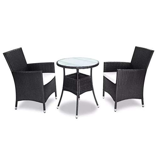 Blxcomus Garden Outdoor Dining Set Five