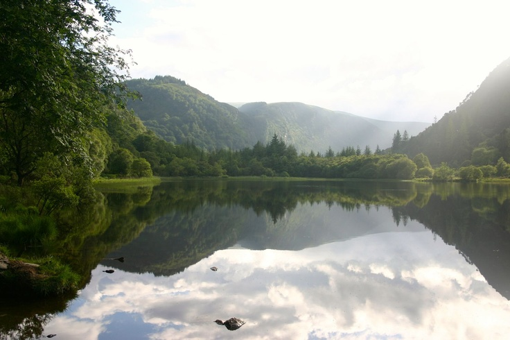 Images from our 2013 Calendar - All images for this year were taken in and around Glendalough, County Wicklow, Ireland. Image © Leonard Breslin