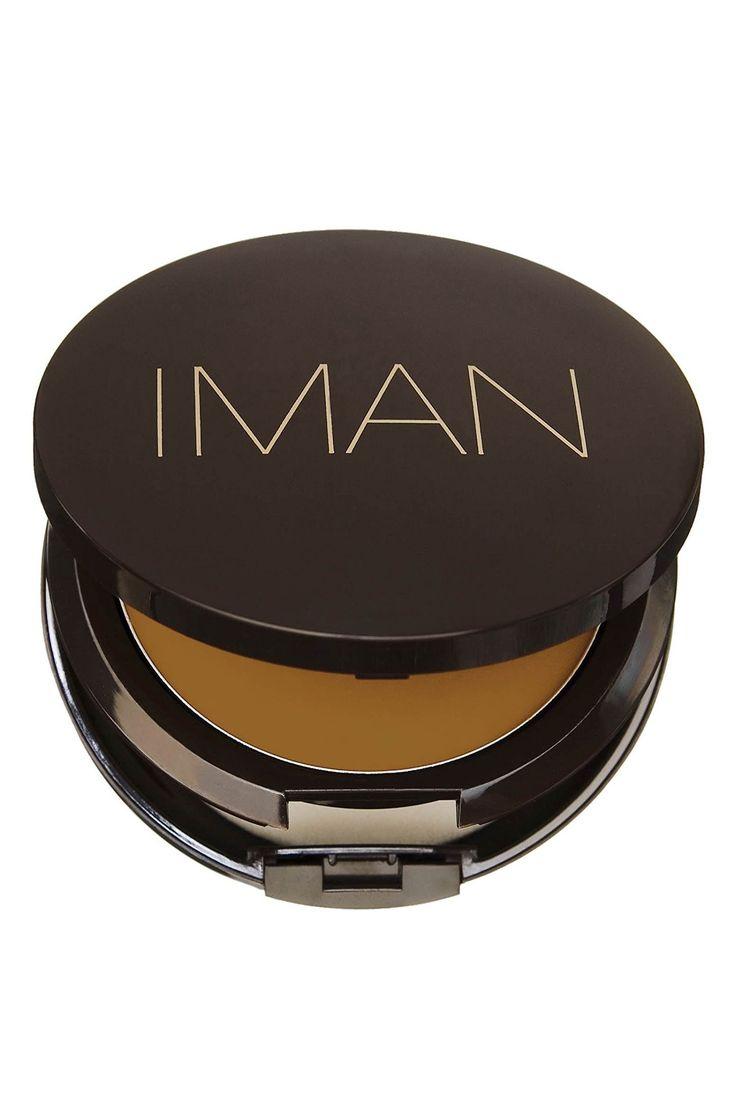 Iman Second to None Cream to Powder Foundation - Cosmopolitan.com