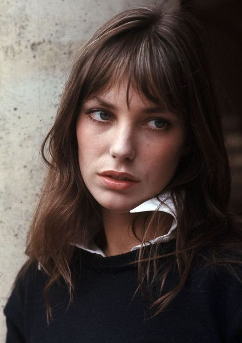 Jane Birkin ... the look that french girls embraced and still hold on to