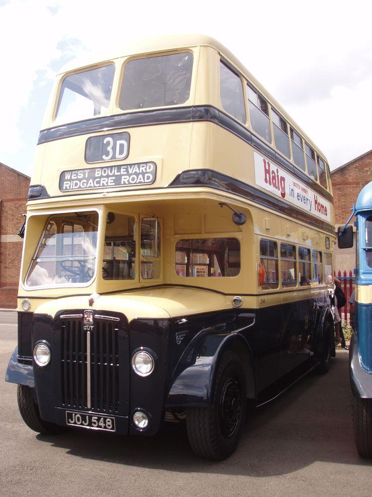 Good old Birmingham bus