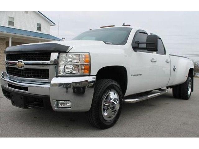 2008 Chevrolet Silverado 3500 LTZ Crew Cab - Trucks & Commercial Vehicles - Elizabethtown - Kentucky - announcement-83550