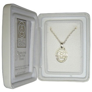 The Family Medallion is commonly given to the children of the bride and/or groom during the course of a wedding ceremony. When a stepfamily relationship is involved, the Family Medallion is a tangible way to build a bond of trust between stepparents and stepchildren. www.familymedallion.com