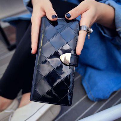 Ví cầm tay nữ thời trang, kiểu dáng mới thanh lịch, phong cách Hàn