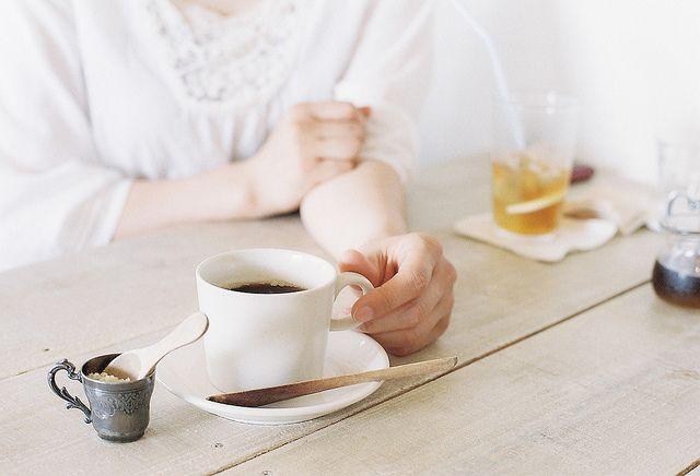 happy cafe time, via Flickr.