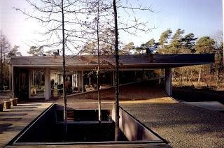 Casa en el bosque Rem Koolhas