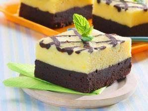 Resep Brownies Coklat Keju Panggang Sederhana dan Praktis!