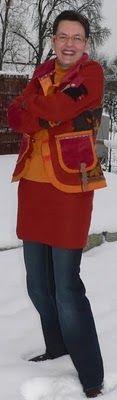 AnniLu - Livin' orange: Cacheur à la Seelenruhig...