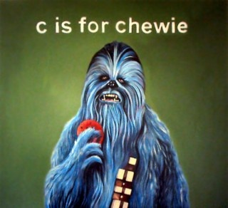 "for my son Matthew ""Chewy"""