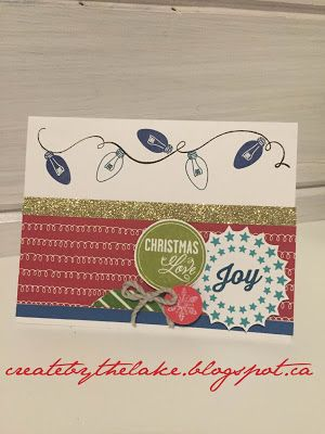 Create by the Lake : STOM October Blog Hop