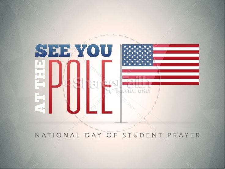 The SYATP (See You at the Pole) event is coming up in September and this sermon PowerPoint serves as a reminder to support this national day of student prayer. Fonts used: Bebas Neue, Pacifico. #Sharefaith