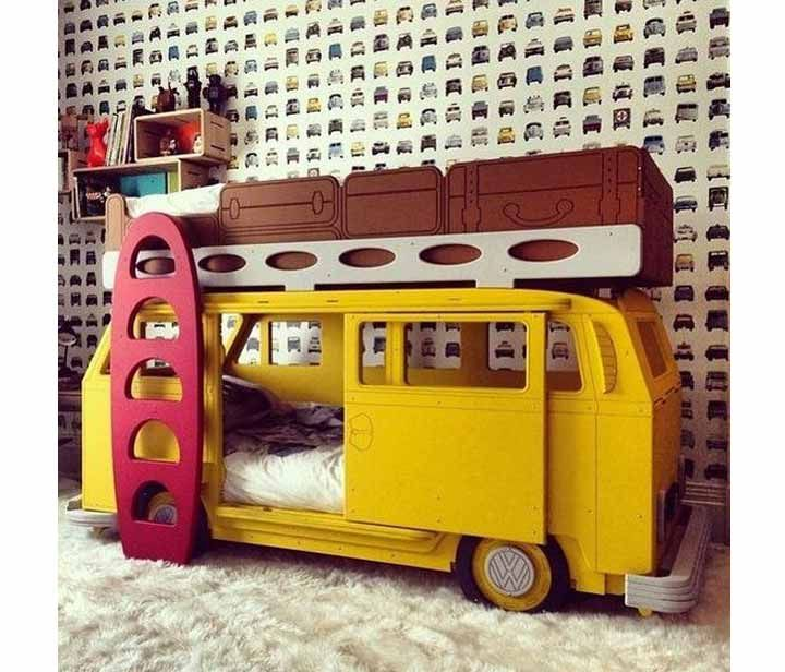 Travel inspired kids room | Design and decor inspired by trips with kids | Furniture and accessorise | Ideas, tips and inspiration